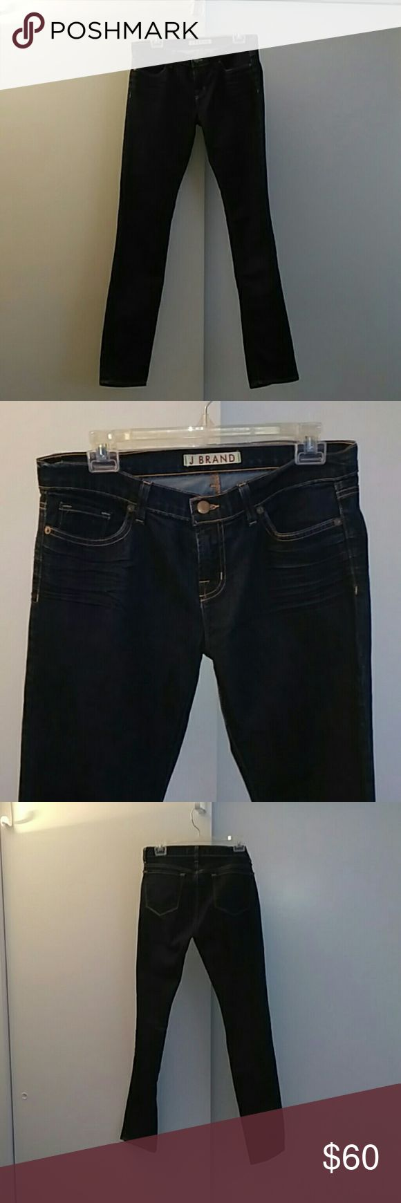 Jeans J Brand Pencil Leg Style# 91210 INK Very good condition!!!  As new!!!  Highly recommended <3 J Brand Jeans