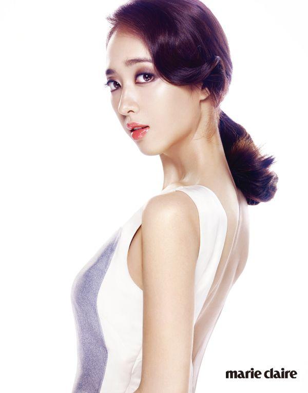 2014.09, Marie Claire, Kim Min Jung