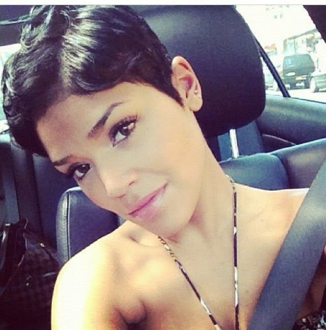 Fine 1000 Images About Short Hair Cuts On Pinterest Black Women Short Hairstyles Gunalazisus