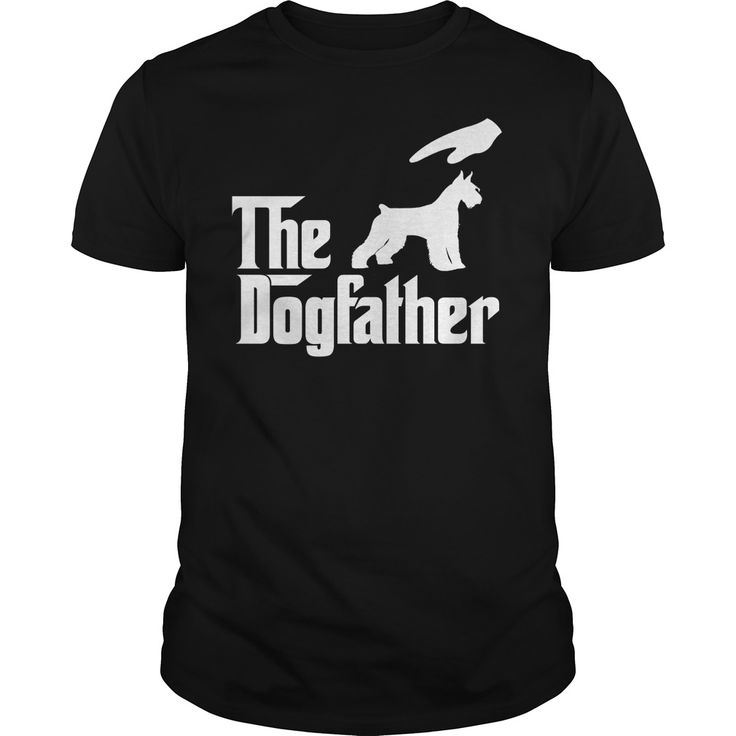 The DogFather Giant Schnauzer