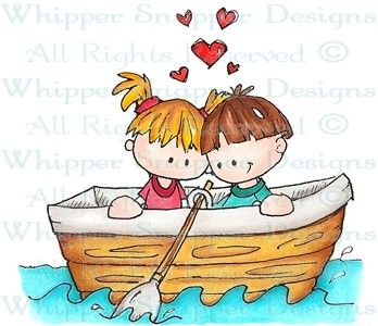 Kiss & Tell - Children - Rubber Stamps - Shop