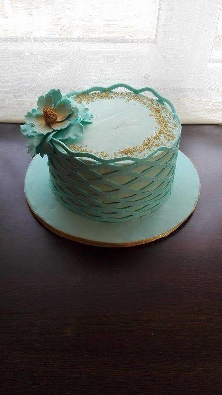 buttercream cake - Cake by Geri