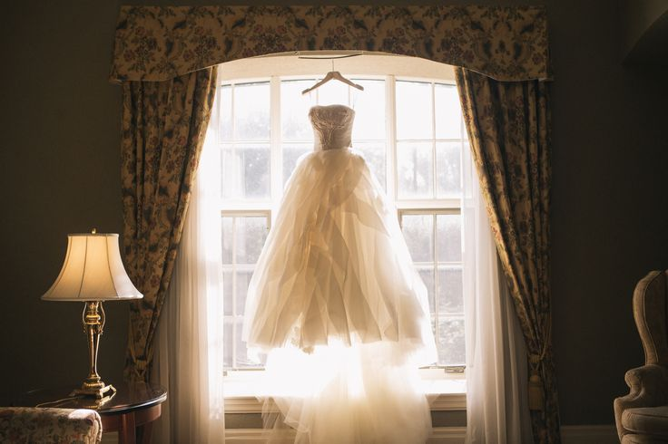 Melinda's beautiful bridal ballgown http://www.fusion-events.ca/