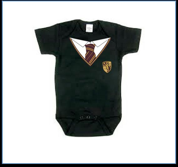 House Robes Harry Potter Onesies Harry Potter on Etsy, $15.00