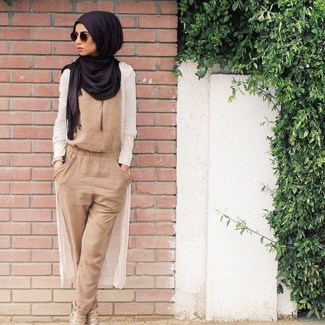 Love the romper. #hijab #hijabi