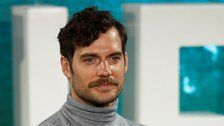 Henry Cavill Shaved Off His Mustache And Made This Epic Video In Tribute