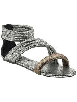 sandals to dress up or down