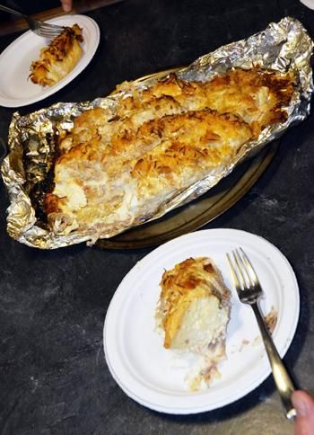 Recipe: How to Cook Halibut Olympia | Field & Stream