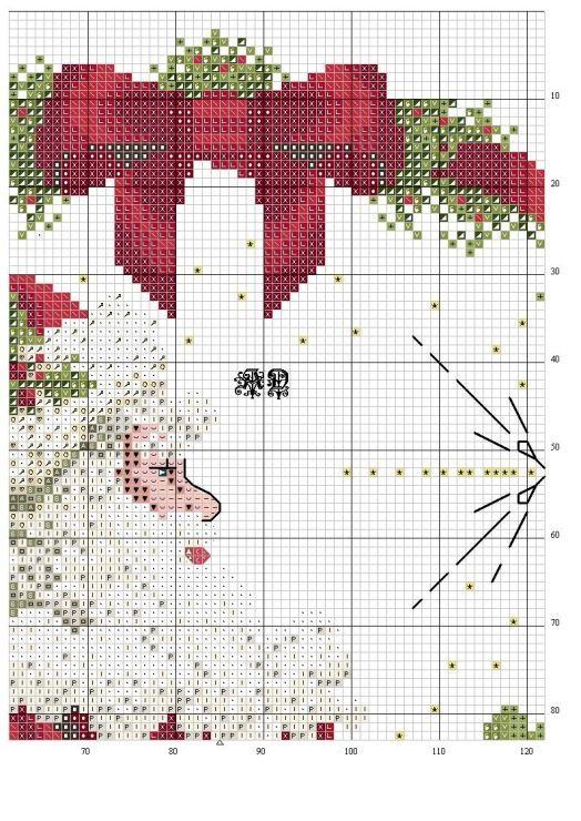 Ghirlanda Babbo Natale 3