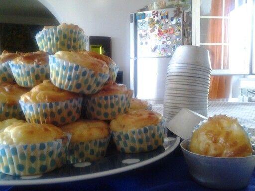 Muffin salati!