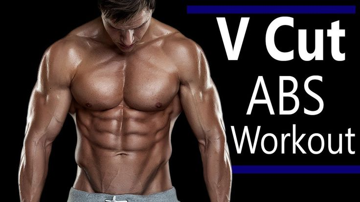 V Cut Abs Shredding Workout (NO GYM REQUIRED!) How to Get V Cut Six Pack...