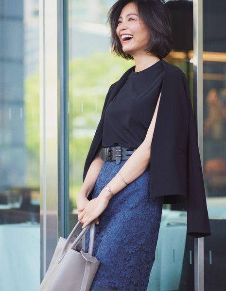 秋コーデ【2017年版】20代~30代働く女性の着こなし20選【レディース】 | Oggi.jp