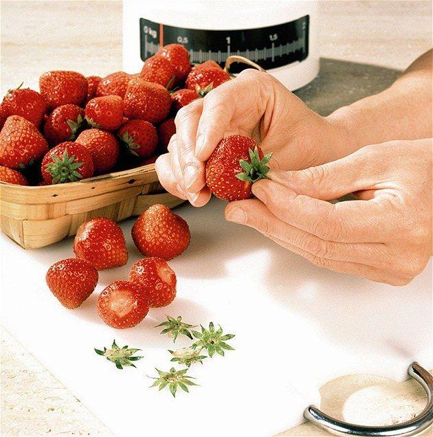 Marmeláda z jahod