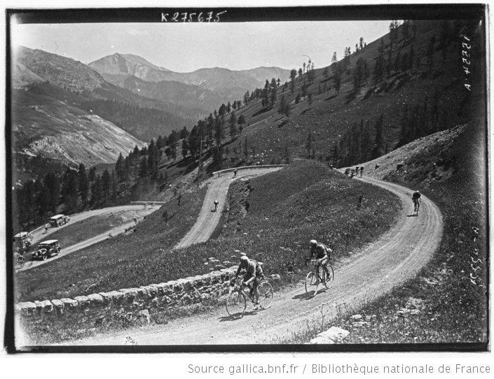 [Recueil. Tour de France cycliste. Tour de France non identifié. Coureurs non identifiés] : [lot de photographies de presse] / [Agence Meurisse ?]