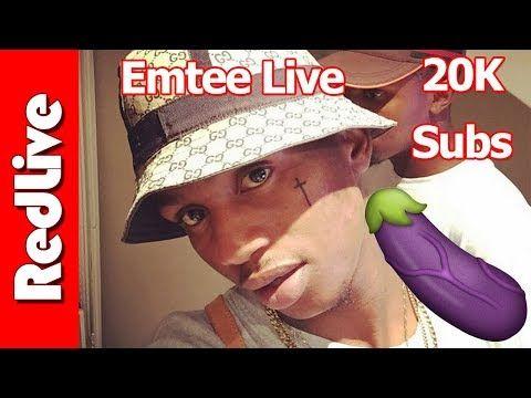 20k Subscribers, Emtee Live  RedLive News