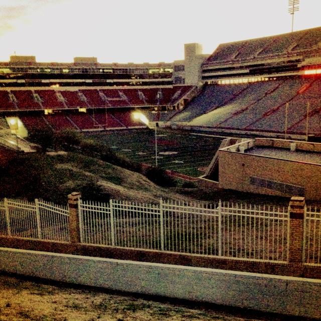 Reynolds Stadium Fayetteville, Arkansas