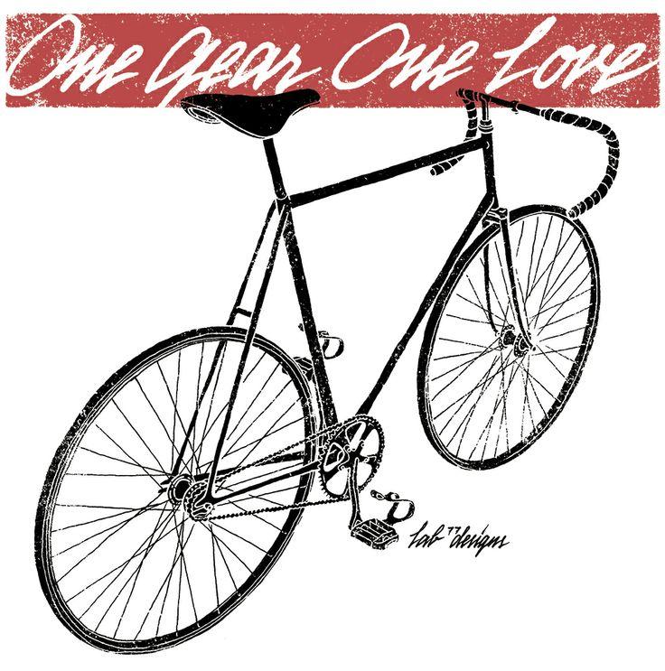 #fixie #fixedgear #onegearonelove