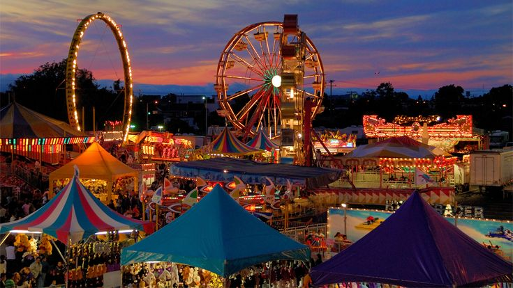 A family adventure to the County Fair is one of our favorite summer pastimes. Corn dogs and carnival rides, fireworks and farm animals; there is something fun for everyone at any one of these Bay Area's County Fairs.