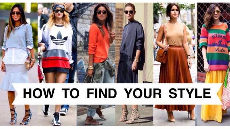 Useful Tool: HOW TO FIND YOUR STYLE | Quiz, Tips, and Style Categories
