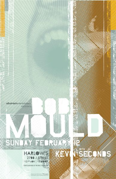 Bob Mould - Harlow's - Kevin Seconds