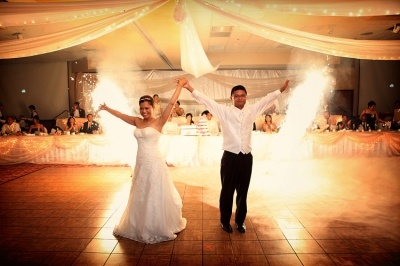 31 best wedding decorations hire australia images on pinterest view indoor fireworks decoration and hire photo by geelong fireworks melbourne vic junglespirit Images