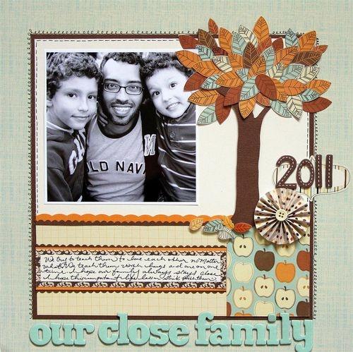 Heidi Sonboul - Our Close Family