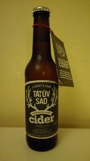 Czech Cider