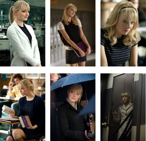 Emma Stone as Gwen Stacy <3