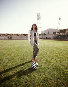 Vero Boquete (fútbol femenino) -El país semanal