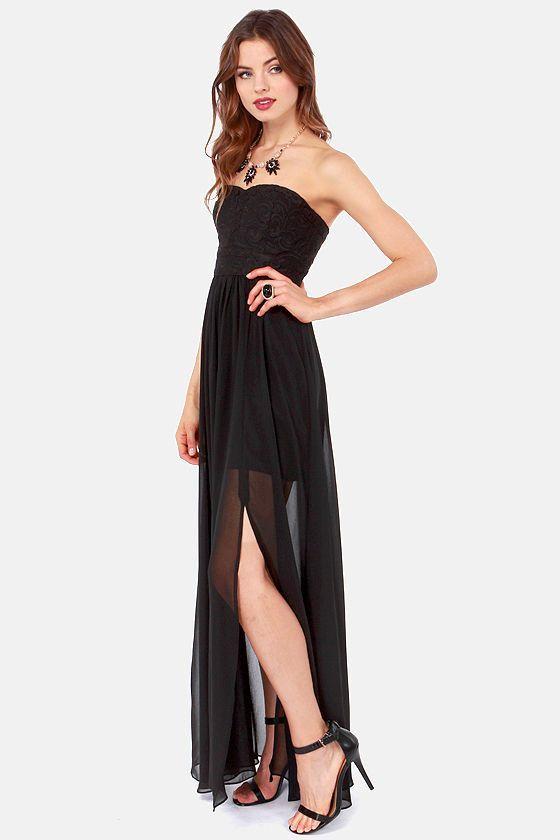 Aryn k black dress for juniors