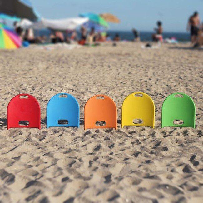 Oparcie na plażę