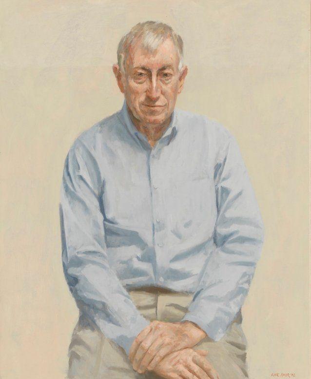 Professor Peter Doherty, 2001 by Rick Amor