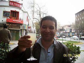 Executivo dos Drinks: Pisco Sour Chileno