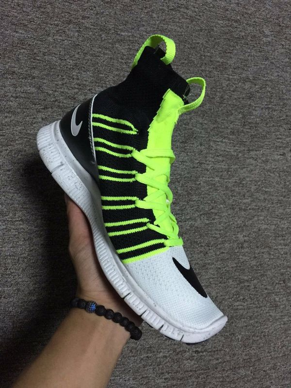 706adeaa2fb9 Feb Shoes 2017 Nike-Free-Flyknit-Mercurial-Superfly-SP-HTM-White ...