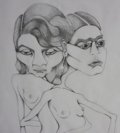 """""""Musas"""" by Patrícia Vieira"""