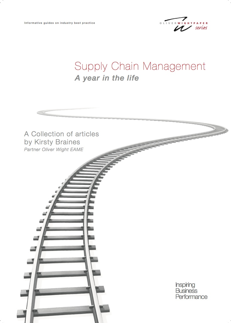 supply chain management white papers Improve multichannel supply chain management with tms technology competitive pressures in many industries require shippers to more effectively manage freight flows across multiple channels this white paper explores the role that a transportation management system (tms) can play to support the challenges of.