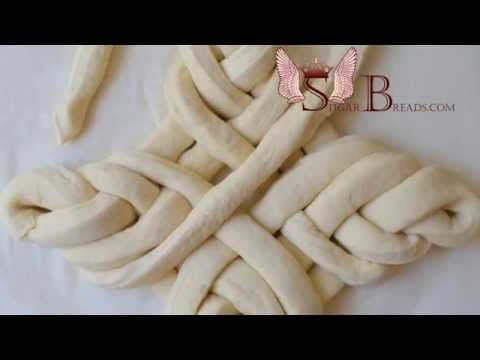 Easter bread Sugarbreads (personal idea by SugarBreads) - YouTube
