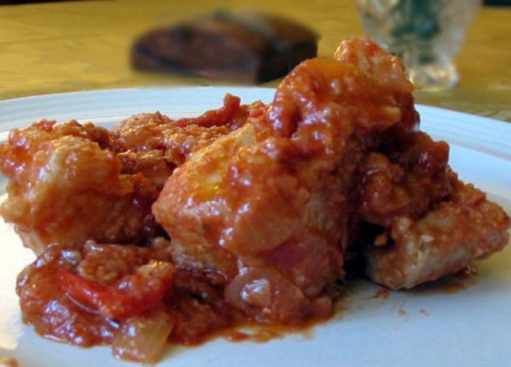 """Η Ισπανία έχει πάντα να μας δώσει τις πιοευφάνταστες συνταγές με το""""εθνικό """" τους ψάρι , τον μπακαλιάρο."""