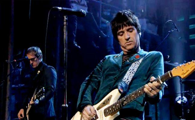 Guarda: Johnny Marr dal vivo da Jimmy Fallon (con un pezzo degli Smiths) - RUMORE