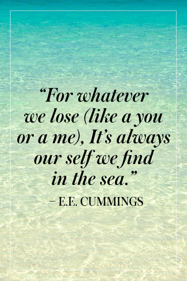 25 best quotes about the sea on pinterest sea quotes