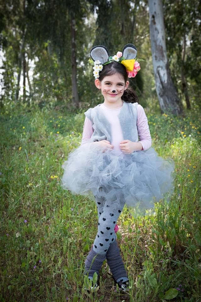 Angelina ballerina costume by Dana Israeli
