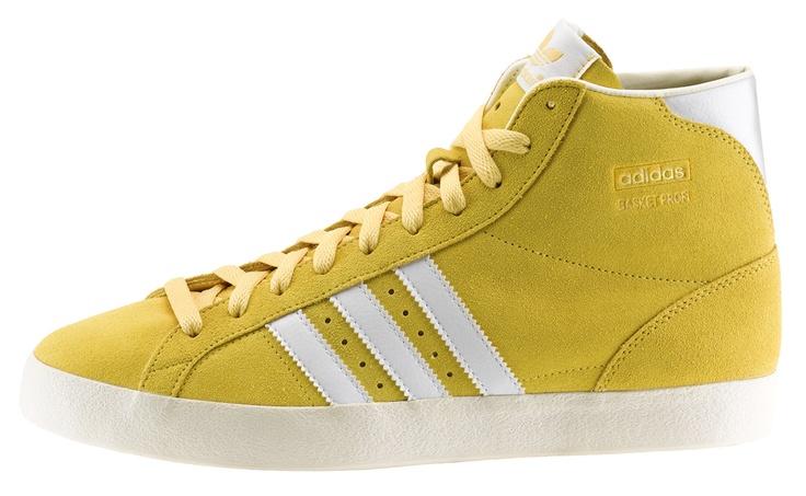 Exclusive edition for AW LAB  adidas Basket Profi Suede è una scarpa in suede con suola in gomma vulcanizzata.    Prezzo: 100,00€    SHOP ONLINE:    WOMAN http://www.aw-lab.com/shop/i-wish/adidas-w-basket-profi-suede-5038413    MAN http://www.aw-lab.com/shop/i-wish/adidas-basket-profi-suede-8038413