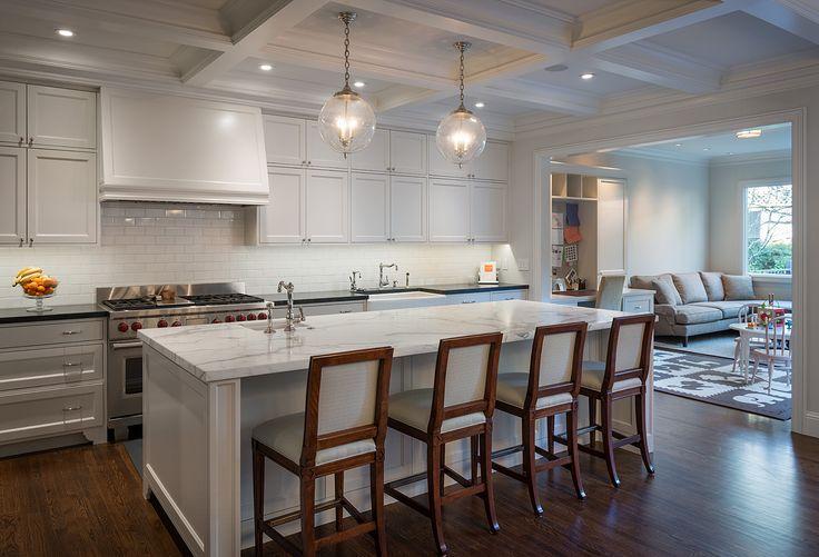 kitchen nook,  Sutro Architects | ARGUELLO BOULEVARD | 4