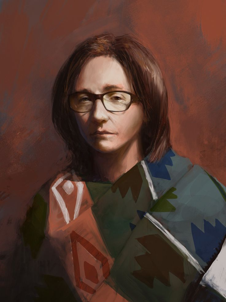 Portrait, Adam Dawidowicz on ArtStation at https://www.artstation.com/artwork/vEwo3