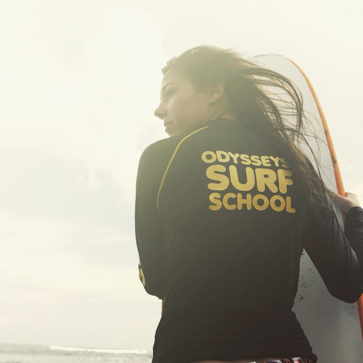 Surf time #odysseysurfschool #bali #surfing