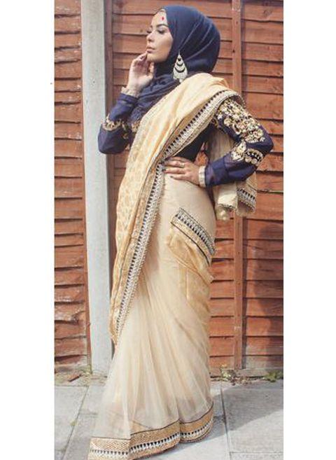 baju muslim sari india 2016