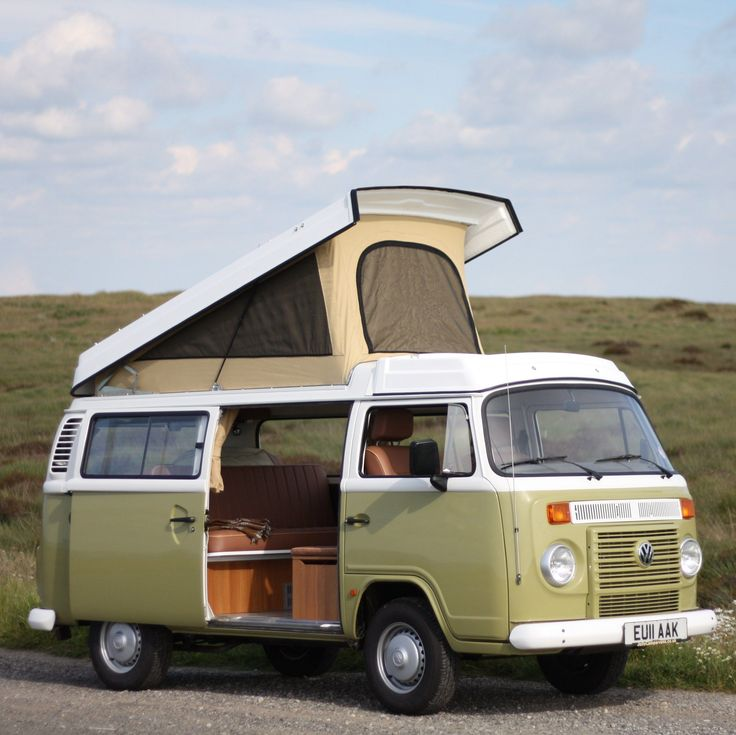 20 Cute Hippie Camper Van Ideas for Nice Trip and Holiday