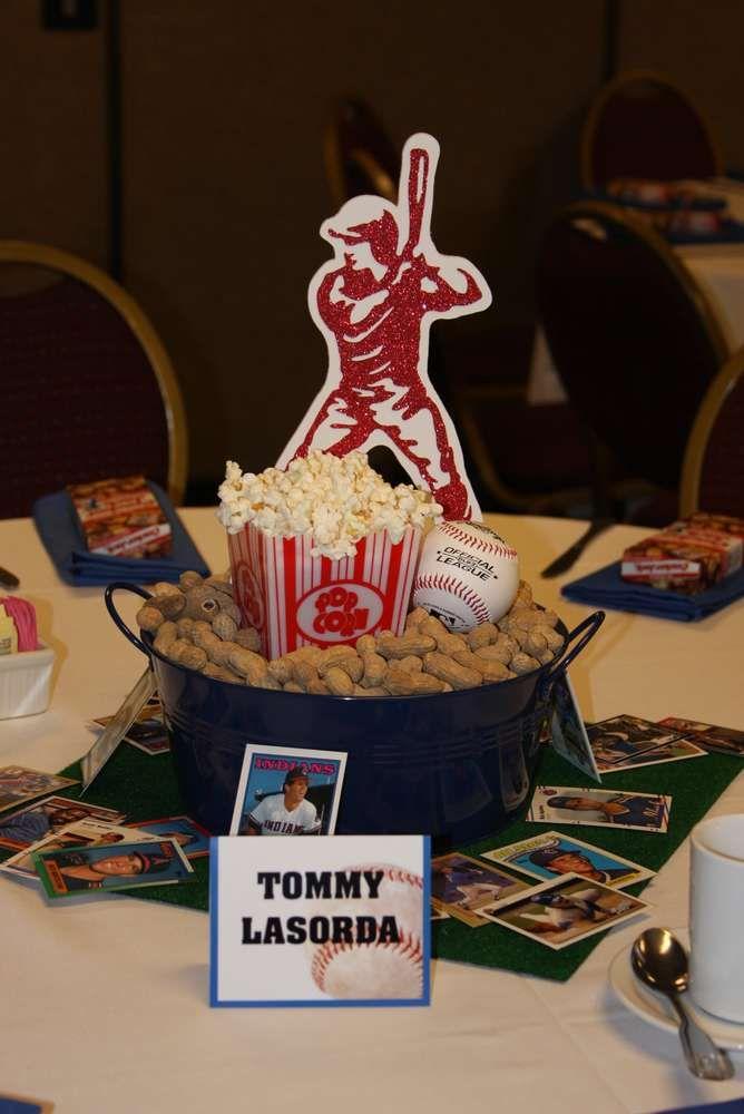 baseball fundraiser party ideas