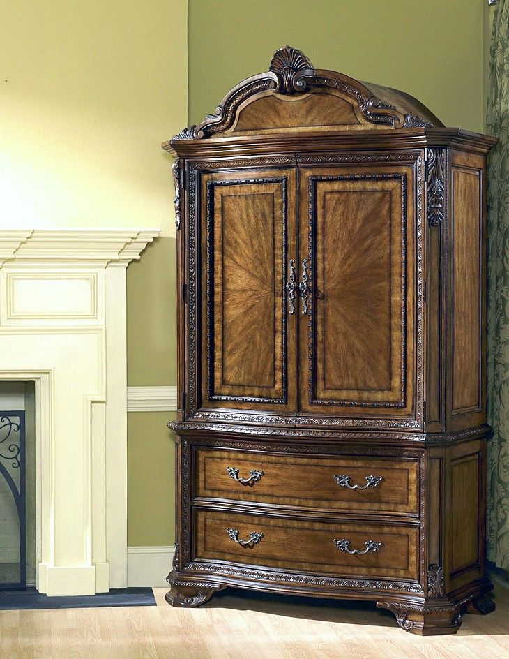 Crafted Antiquity Of Old World Bedroom Furniture , Old World Bedroom  Furniture Is Special Furniture