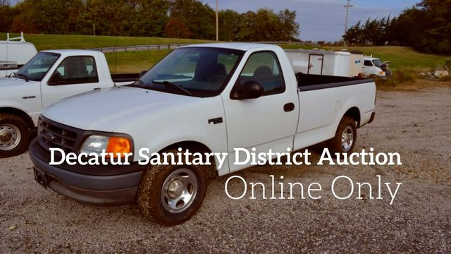 DECATUR SANITARY ONLINE AUCTION  WHEN: December 11, 7PM   WHERE: Decatur Sanitary District 501 S. Dipper Lane Decatur, IL  DETAILS: Your opportunity to buy excellent, well maintained excess equipment from the Decatur Sanitary District. A great selection of trucks, tanker trailers, tractors, lawn mowers and even 600 HP blowers!  Details, photos and online bidding @ www.aumannauctions.com